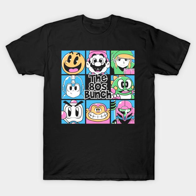 The 80s Bunch T-Shirt