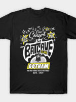 The Batcave Club T-Shirt
