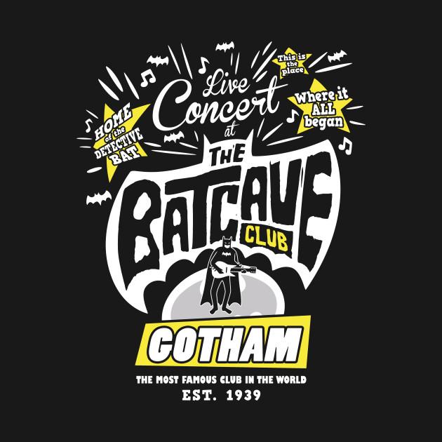 The Batcave Club