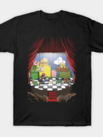 The great Mario's performance T-Shirt