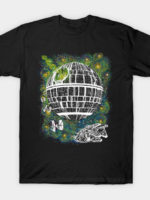 The starry Death T-Shirt
