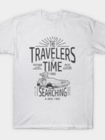 The travelers of time T-Shirt