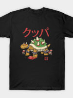 Turtle Demon King T-Shirt