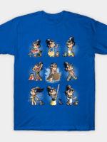 Types of princesses T-Shirt