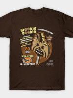 Wookie Cookie Ice Cream T-Shirt