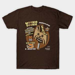 Wookie Cookie Ice Cream