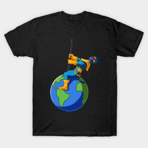 Wrecking Earth