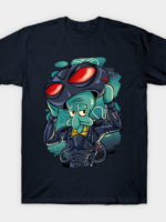 Black Manta Identity T-Shirt
