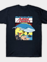 Aqua Comics Issue 1 T-Shirt