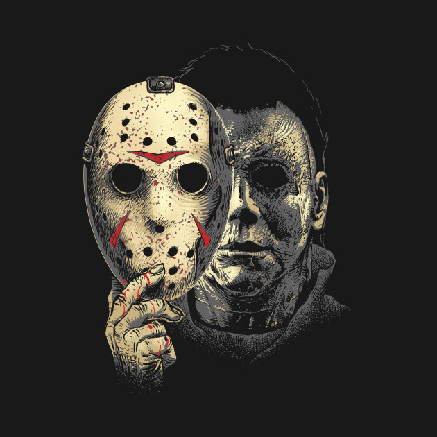 Behind the Mask - Horror