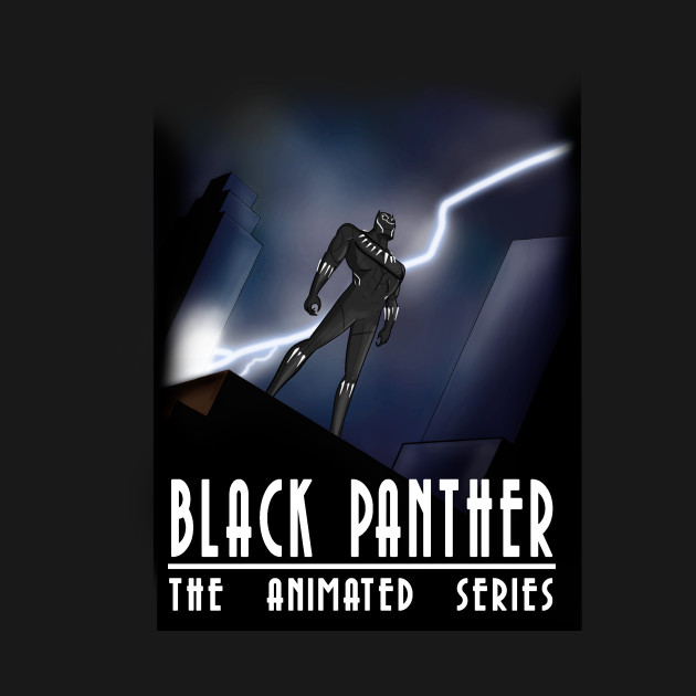 Black Panther, the animated series