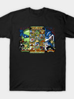 Clash of Rip-offs T-Shirt