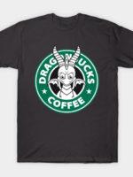 Dragonbucks Coffee T-Shirt