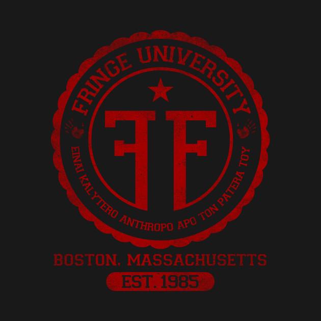 Fringe University - Red