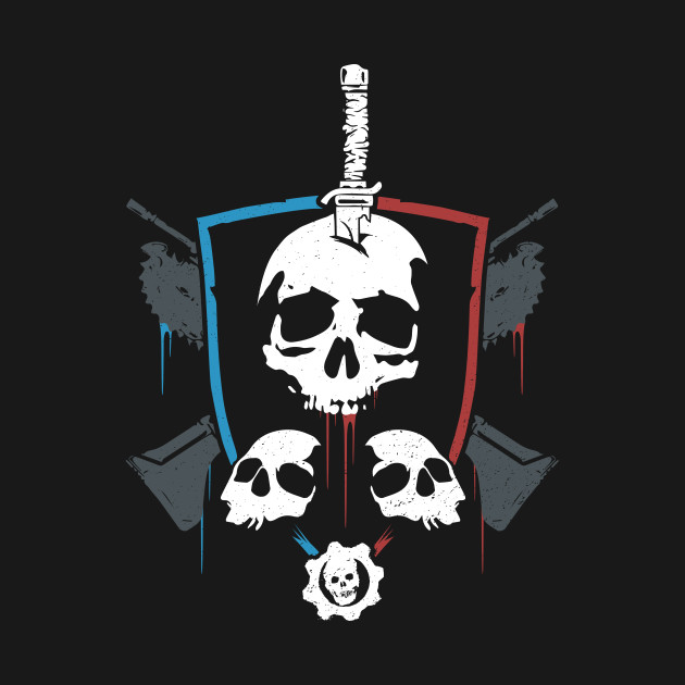 Gears Of War 4 Crest