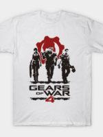 Gears Of War 4 T-Shirt