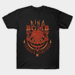King Bomb Tequila