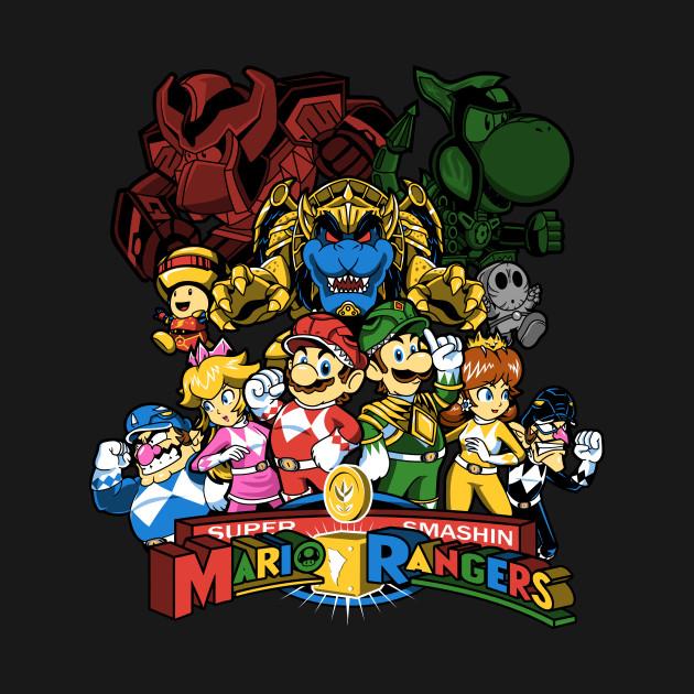 Mushroom Rangers