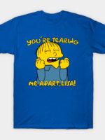 Ralph Wiseau T-Shirt