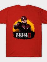 Red Devil Redemption T-Shirt