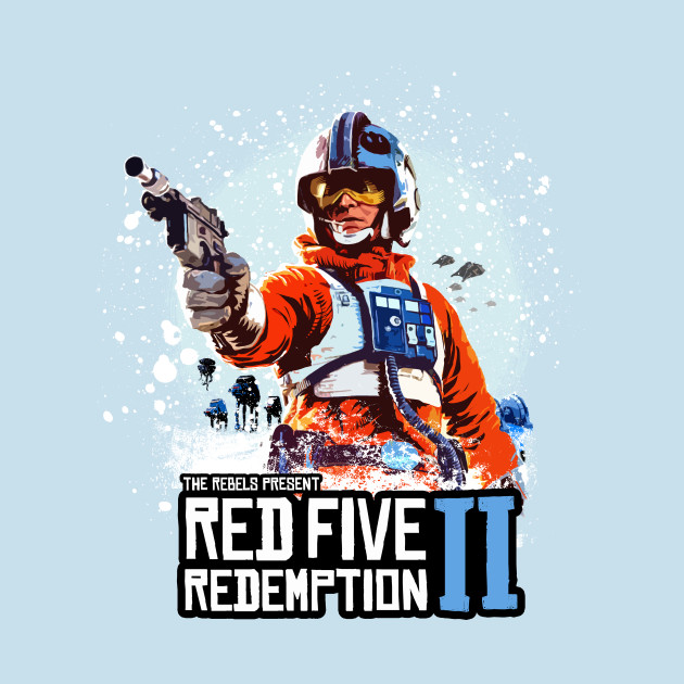 Red Five 2 - alternate version