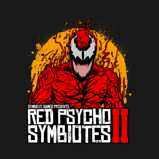 Red Psycho Symbiotes