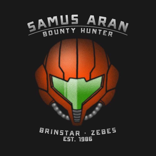 Samus Aran - Bounty Hunter