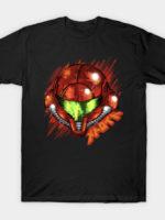 Samus helmet T-Shirt