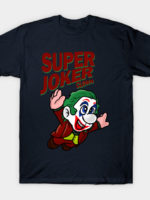 Super Joker Clown T-Shirt