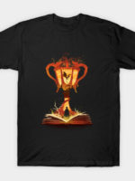 The 4th Book of Magic T-Shirt