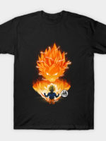 The Angry Super Saiyan T-Shirt