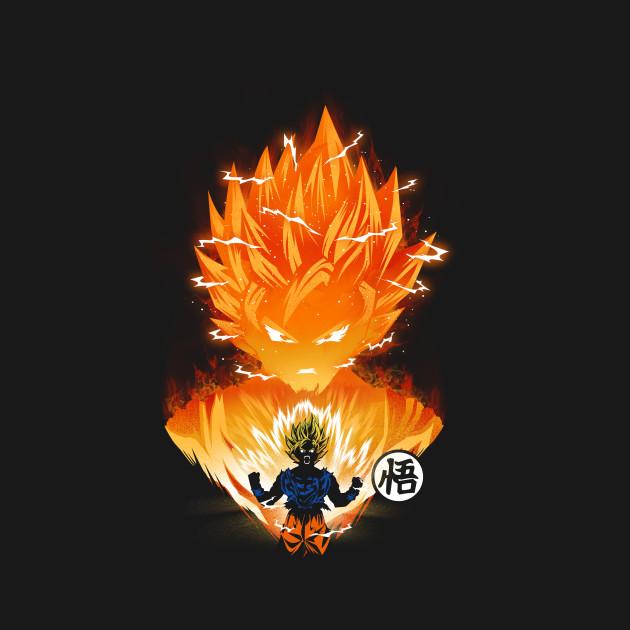 The Angry Super Saiyan