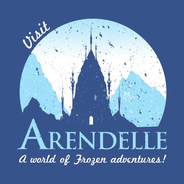 Visit Arendelle