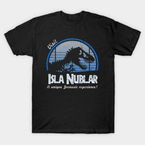 Visit Isla Nublar (World)