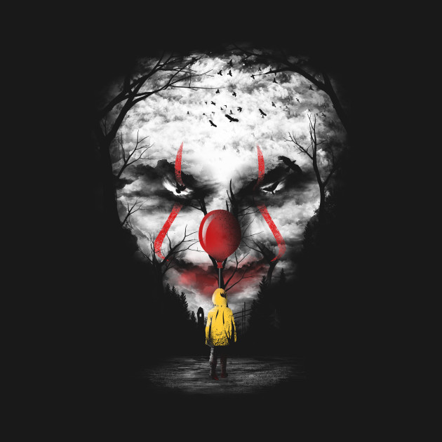 We All Float Here
