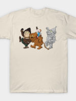 Where the Friends Things Are T-Shirt