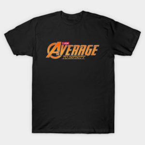 i am average