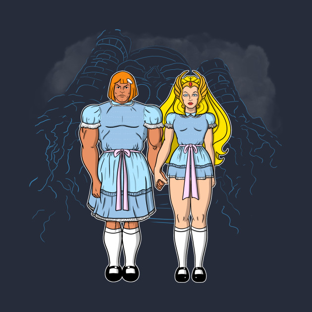 the grayskull twins