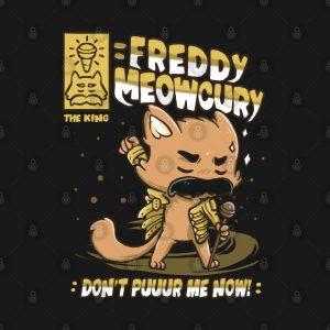Freddy Meowcury