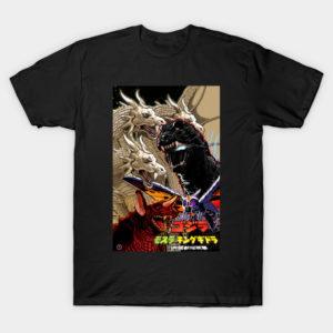 Godzilla mothra king ghidorah