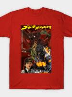 Godzilla vs Destroyer T-Shirt