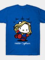 Hello Captain T-Shirt