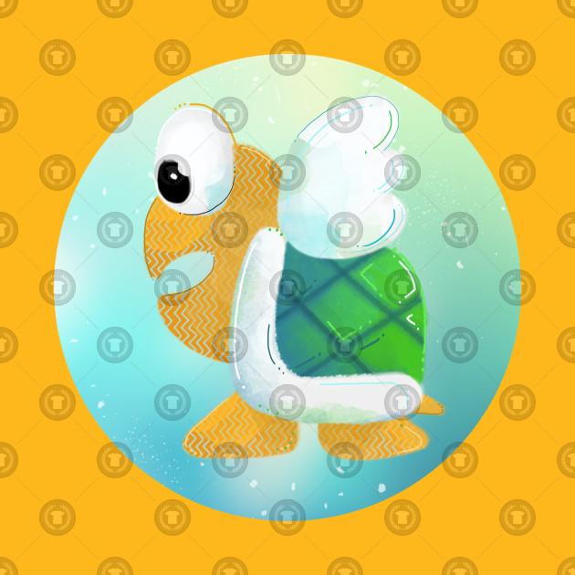 Turtle Mario
