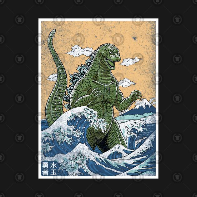 king off monsters from kanagawa