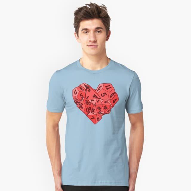 Dice Heart