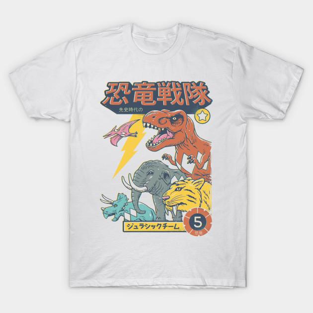 Dino Sentai Squad