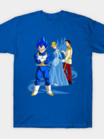 Jealous Prince Blue T-Shirt
