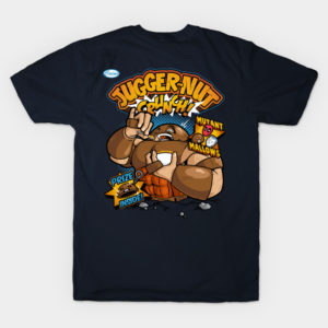 Jugger-Nut Crunch! T-Shirt