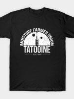 Moisture Farmer Union T-Shirt