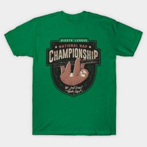 National Nap Championship